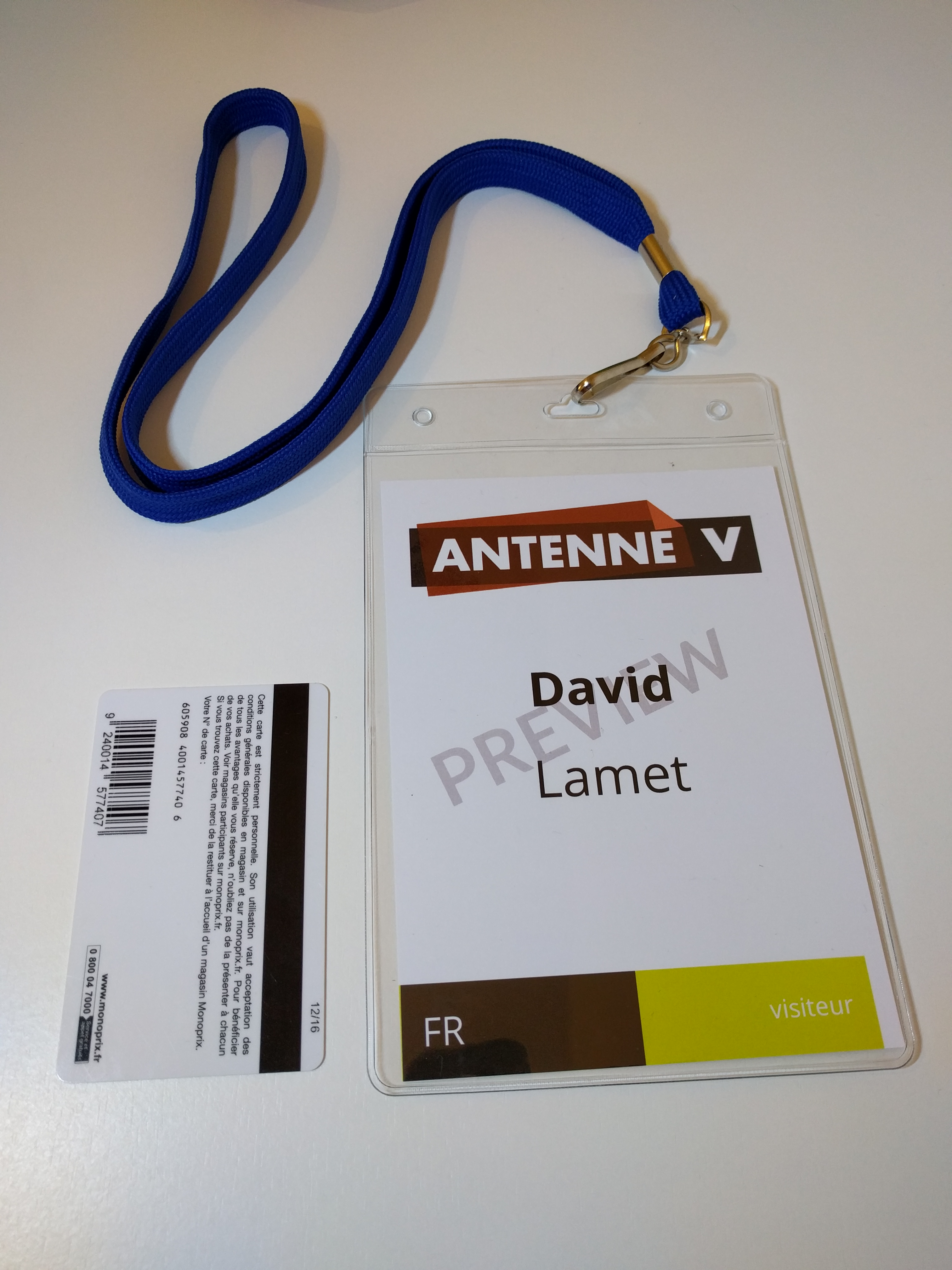 Badge A6